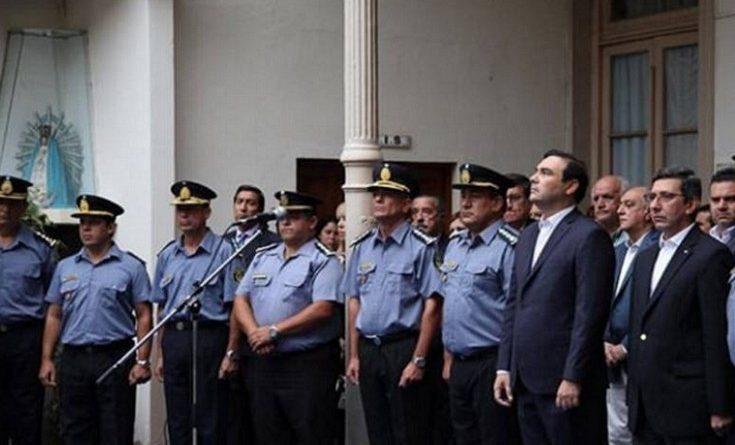 Ascensos de la Policia de Corrientes, lista completa