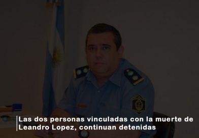 Los detenidos por la causa López Continúan detenidos
