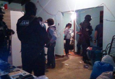 Detalles oficiales del Allanamiento Narco en Mercedes